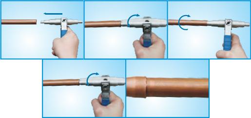 Расширитель для труб своими руками